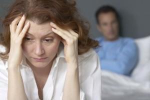 ریشه مشکلات جنسی در همسران جوان