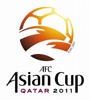 لوگوی بازیهای جام ملتهای آسیا 2011 قطر