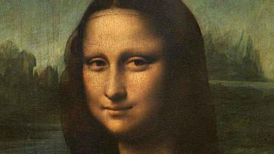 مونا لیزا تصویر یک مرد است، نه یک زن
