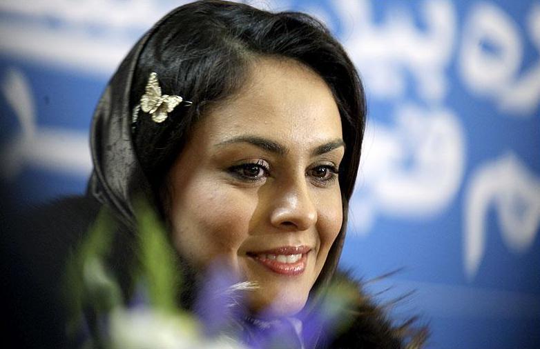فریماه ارباب در چشنواره فیلم فجر
