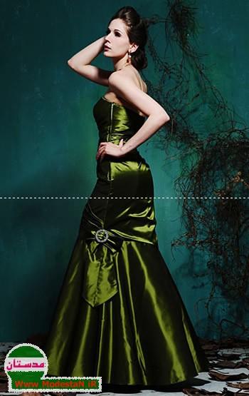 مدل لباس ساقدوش عروس - modestan.ir