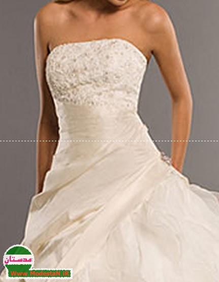 مدل لباس عروس سری1 - modestan.ir