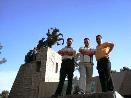 موزه نادریه مشهد(اسفند ماه85)