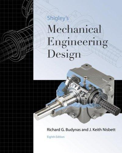 shigley mechanical engineering design 10th edition solutions manual