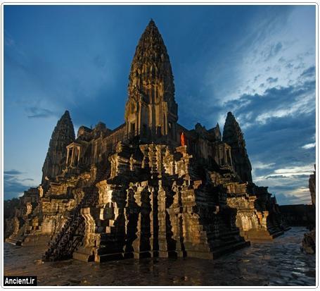 عکس های باشکوه معبد آنگکور – تمدن خمرها