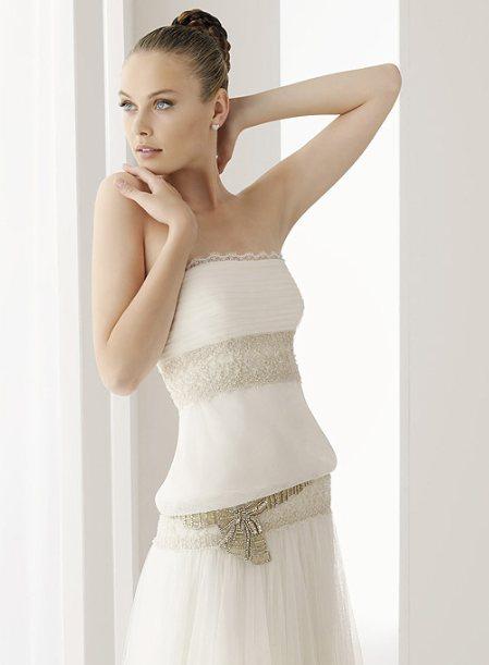 لباس عروسی لوکس و شیک