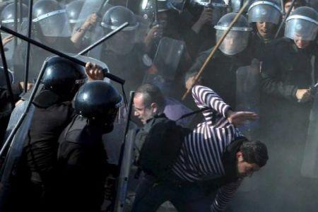 ناآرامی ها و اعتراضات مردمی مصر
