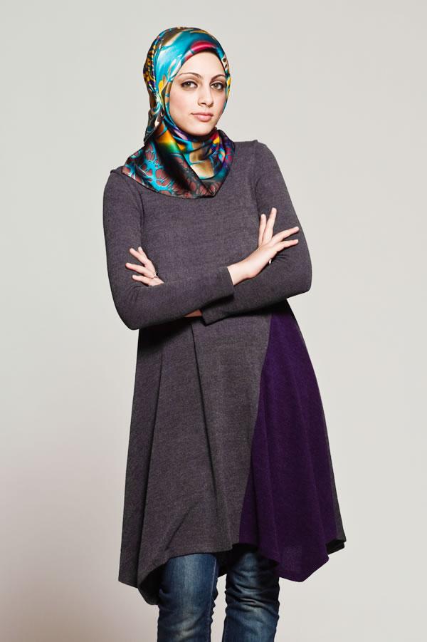 مدل های لباس اسلامی زنانه