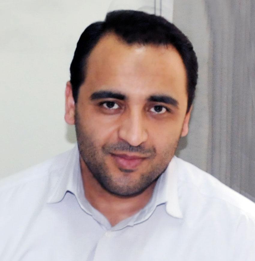 مهندس وحيد کاظم زاده در نشست آشنايي  و بررسي مشكلات حقوقي مربوط به  ثبت اسناد و املاک در ايران