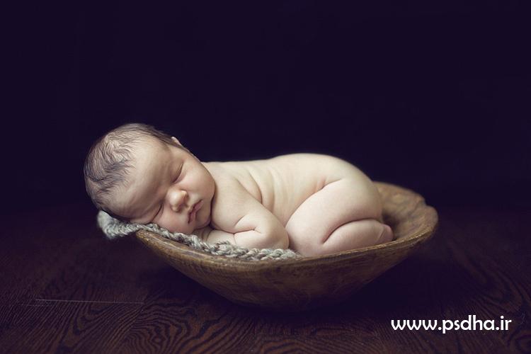 دانلود عکس و ژست نوزاد از سایت www.psdha.ir
