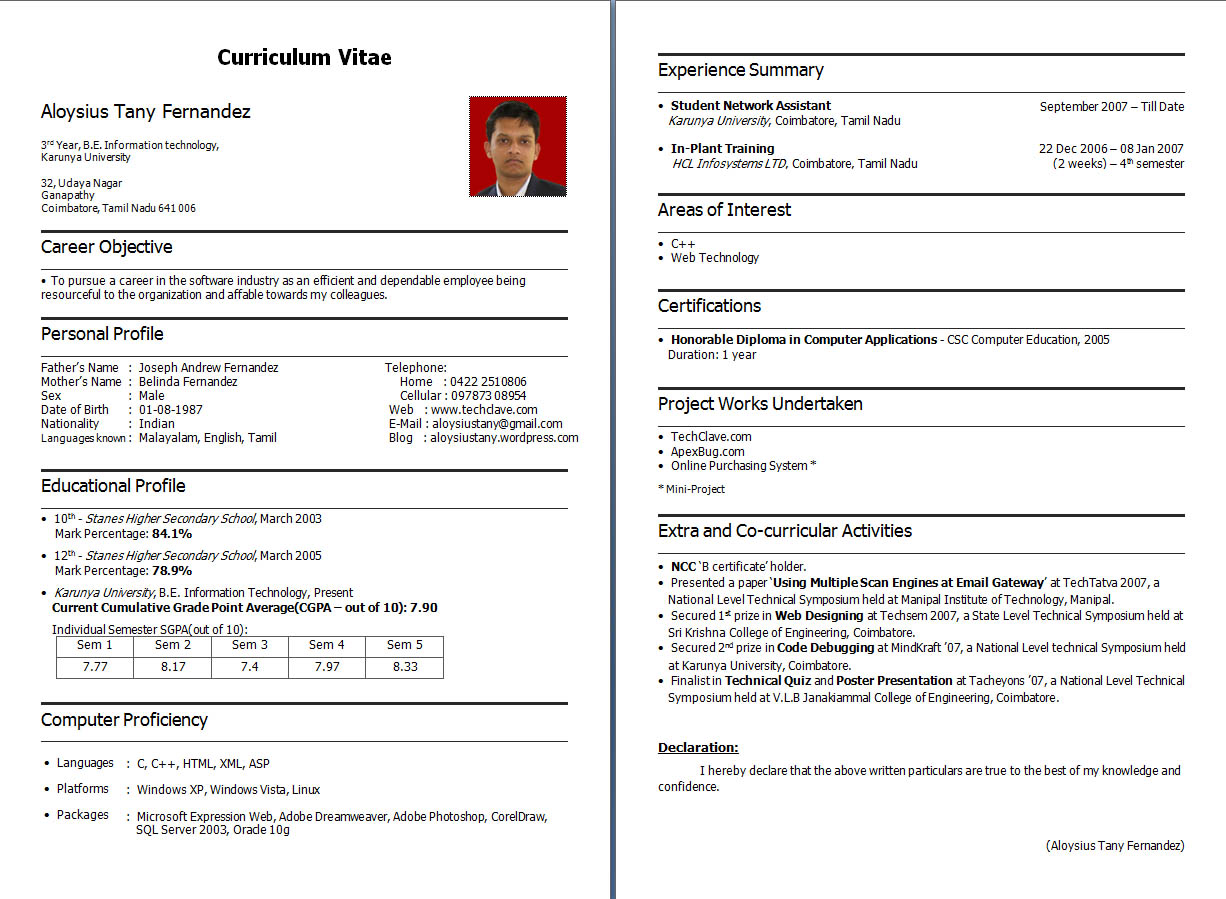Great CV For Sales And Marketing Download CrossFit Bozeman And Resume For Freshers