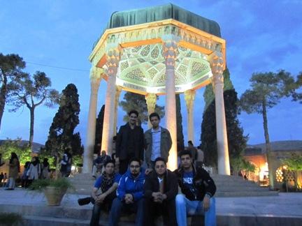 حافظیه-شیراز (زمستان86)