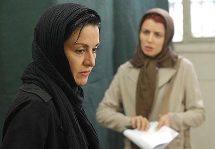 عکسهای فیلم سینمایی جدایی نادر از سیمین