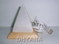 سنگ نمک هندسی دیانا (هرم) USB