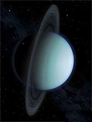 سياره اورانوس