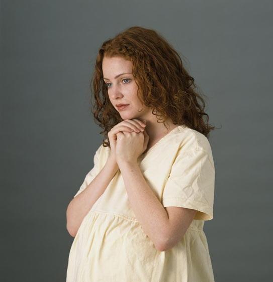 بارداری- دوران بارداری - تصویر - افسردگی زمان بارداری - بیماری های دوران بارداری