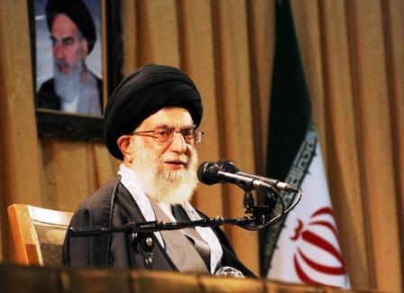 مقام معظم رهبری، سید علی خامنه ای، رهبر انقلاب ایران