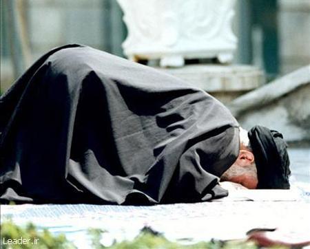 نماز رهبر معظم انقلاب اسلامی