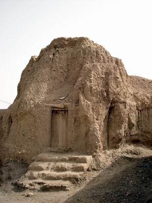 قلعه روستای صح