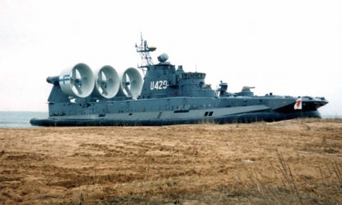 Image result for russian hovercraft