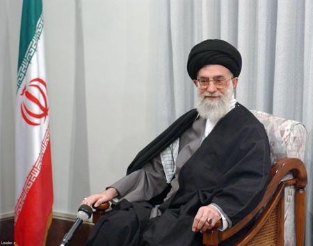 رهبر معظم انقلاب اسلامی، سید علی خامنه ای