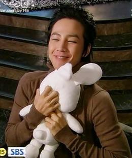 مصاحبه جانگ گیون سوک(بازیگر سریال تو زیبایی)