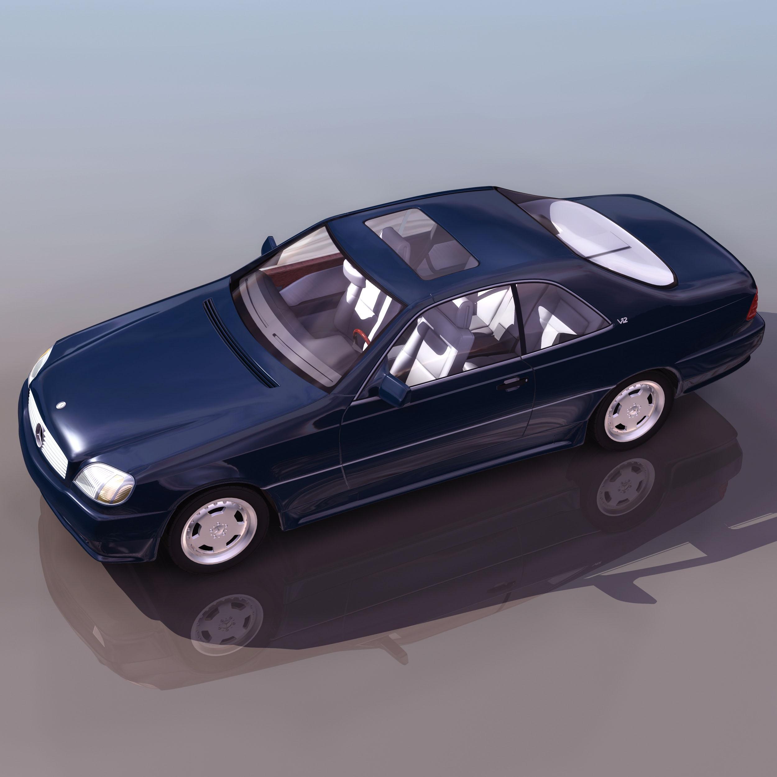 دانلود مدل اماده ماشین