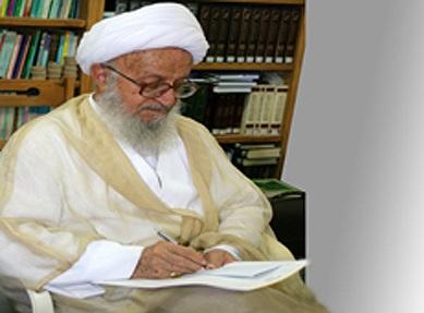 ایت الله مکارم شیرازی
