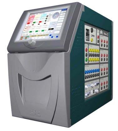 دستگاه تست رله سه فاز 6 ولتاژ و 6 جریان