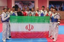 قهرمانی ایران در مسابقات جهانی تکواندو کره جنوبی 2011