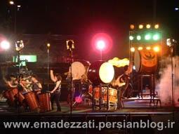 نمایی از جشنواره های شبانه در میادین اصلی شهر سئول
