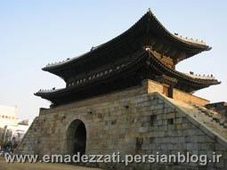 دروازه شرقی شهر سئول