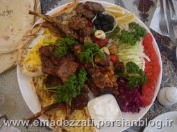 رستوران حلال فود