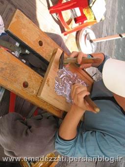 صنایع دستی در منطقه این سه دانگ کره جنوبی