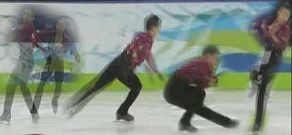 download sport clip دانلود کلیپ حرکات نمایشی اسکی روی یخ -کلیپ ورزشی زیبا
