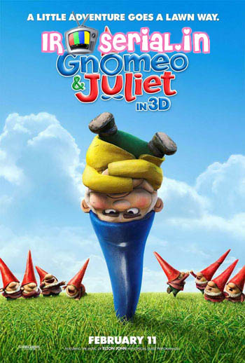 Gnomeo Juliet Cover small  دانلود انیمیشن Gnomeo and Juliet 2011
