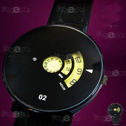 خرید ساعت بدون عقربه گوچی