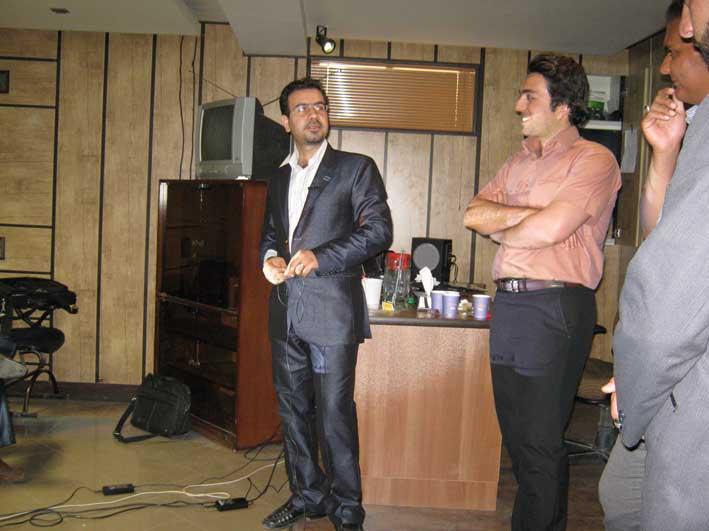 مدرسه بازاریابی و فروش ایران