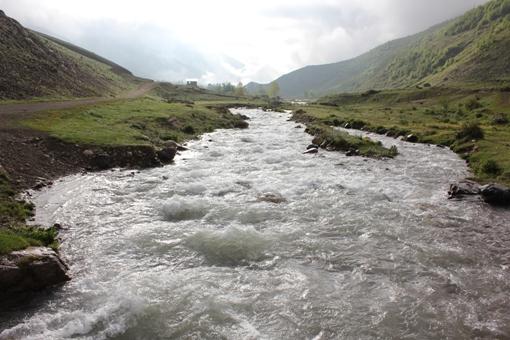 انتهای روستای دلیر