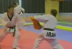 دانلود کلیپ تمرینات تین ملی تکواندو - کیوروگی download free clip martial art teakwondo