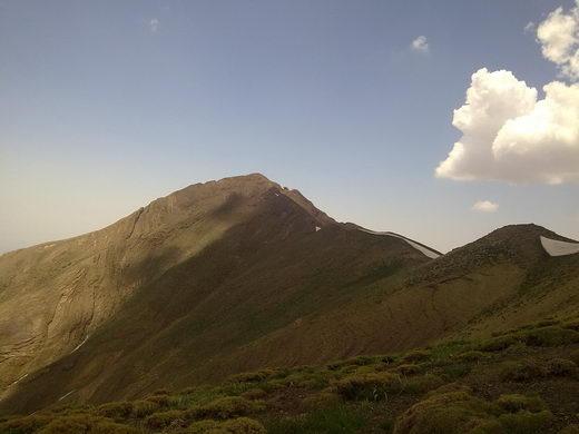 قله ساکا