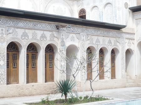 عکس خانه های تاریخی کاشان