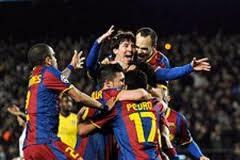 بارسلونای قهرمان