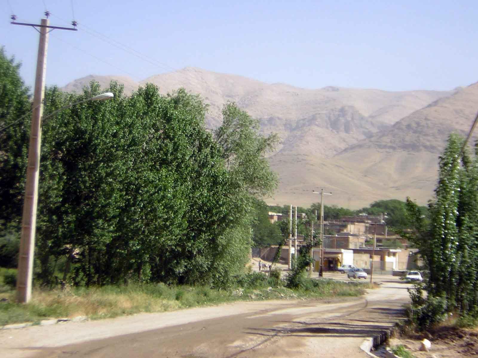 دهستان دربند - ازنا