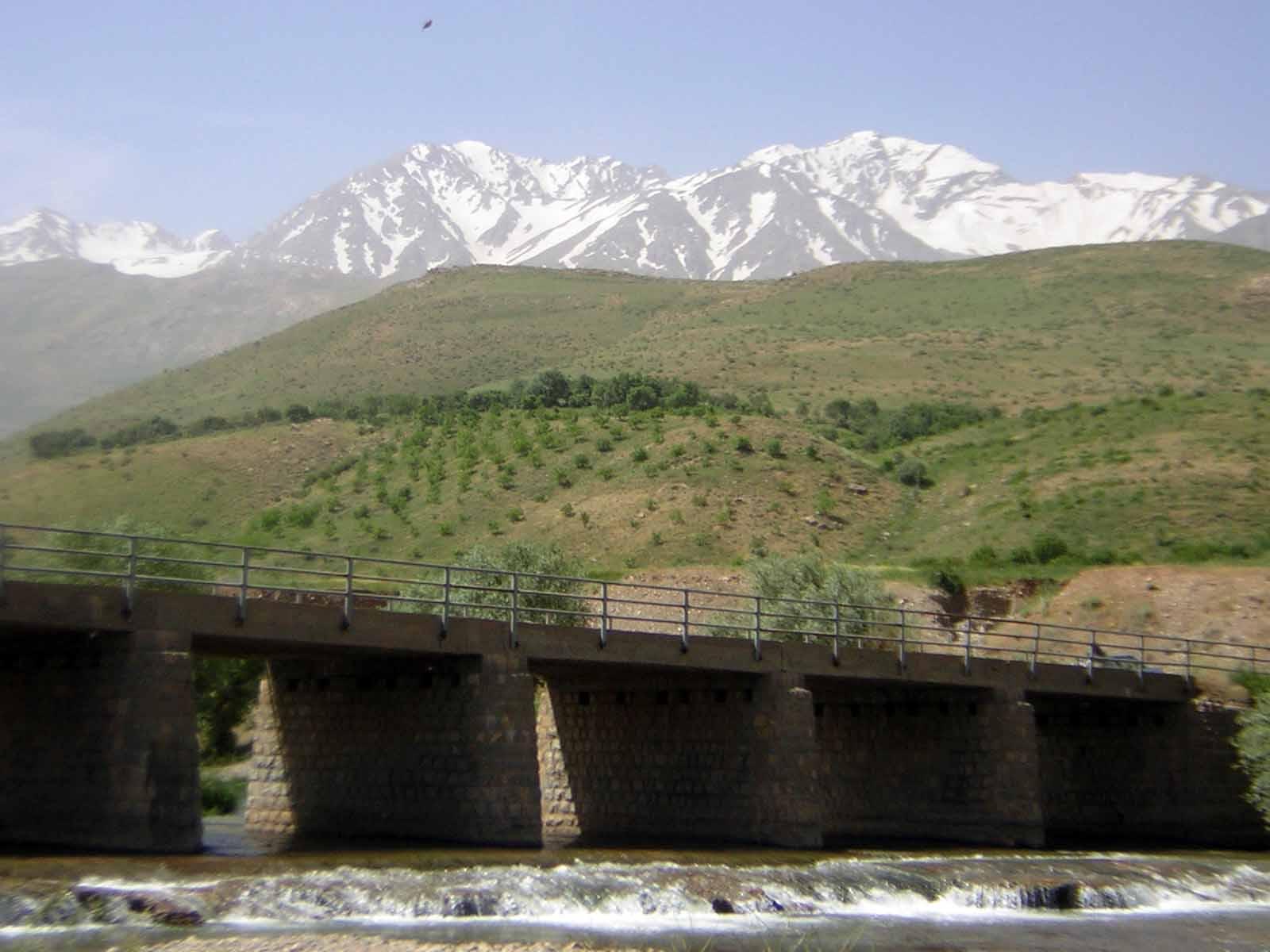 پل رودخانه ماربره