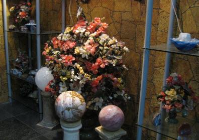 موزه آزادی دسته گل