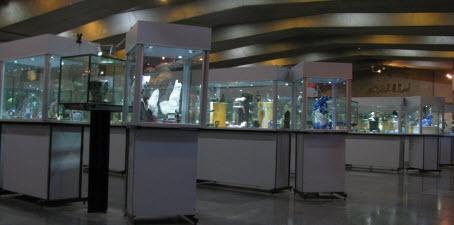 موزه سنگهای تزیینی برج آزادی