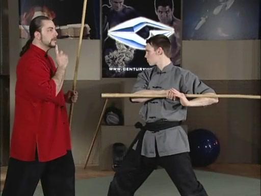 آموزش سلاح های  سرد - چوب دستی بلند و کوتاه