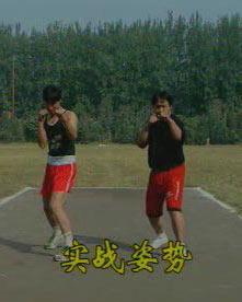 آموزش سانشو مبارزات ووشو