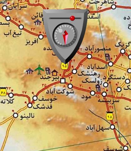 دانلود نقشه ایران